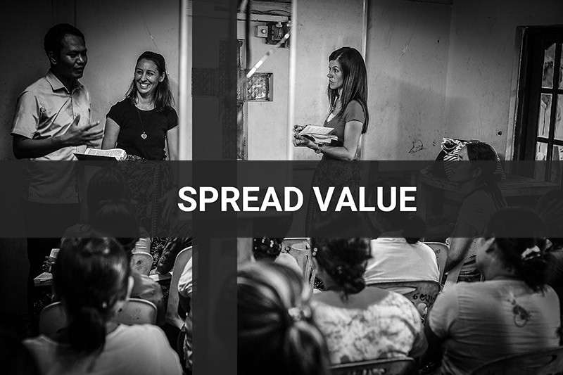Spread Value